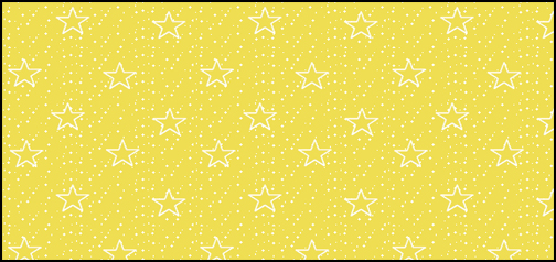 Animated Gold Sparkly Stars