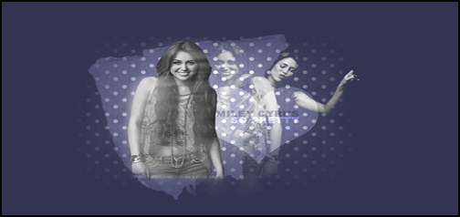 Rocking Miley Cyrus Google Homepage
