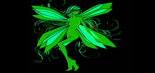 The Absinthe Green Fairy