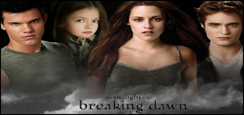 The Twilight Saga - Breaking Dawn