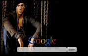 The Sexy Channing Tatum Google Homepage