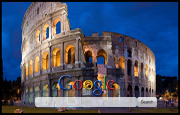 Colosseum Google Homepage