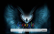 Dark Angel Google Homepage