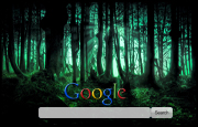 Erie Forest Google Homepage