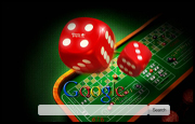 Gambling  Google Homepage