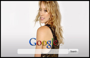 Hilary Duff Google Homepage