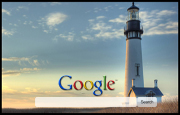 Light House Google Homepage