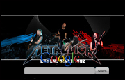 Metallica Legends Google Homepage