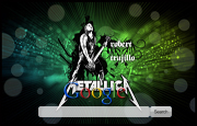 Metallica Robert Trujillo Google Homepage