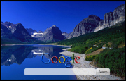 Mountain Lake Google Homepage