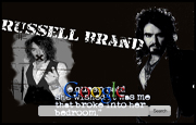 Russell Brand the Comedian