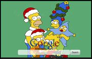 The Simpsons Family Christmas