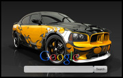 Tribal Charger Google Homepage